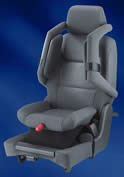 Integrated Child Booster Seat
