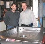 Vito Sarullo and Glen Korff