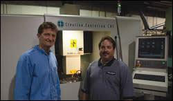 Frank Bock and Craig Naumann