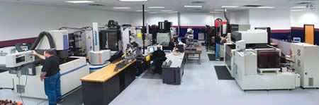 EDM inspection