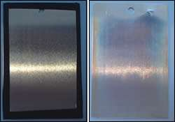 ASTM B117 salt-spray test results