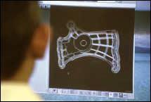 A 3-D representation