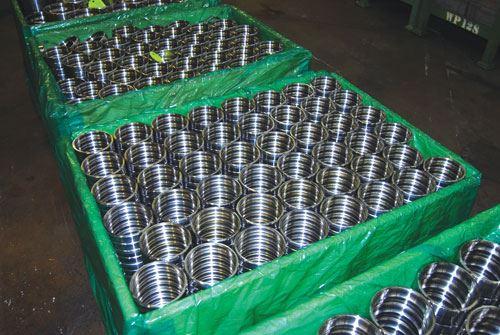 Final product, bearings
