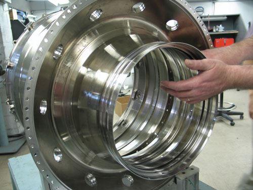 Turbine casing