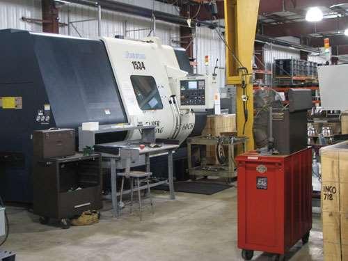 Gentz machine tools