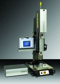Ultrasonic Unit Offers Fast Weld Operation