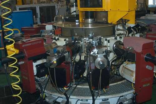Hydromat rotary transfer machine