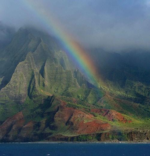 hawaii rainbow