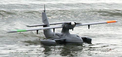 Warrior Gull UAV