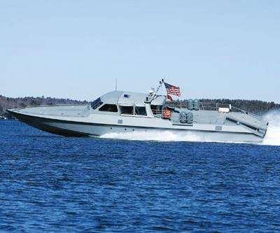 MAKO Patrol Boat