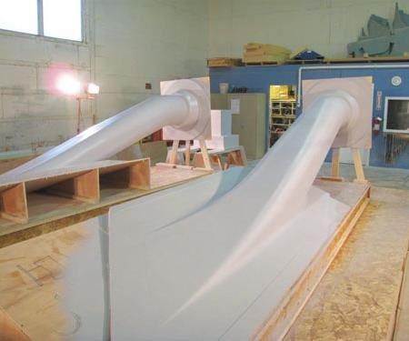 Waterjet Tunnels