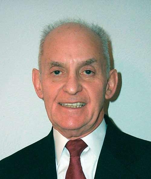 Dr. Donald Adams mug shot
