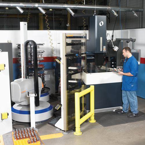Machining automation