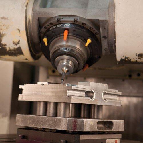 five axis machining