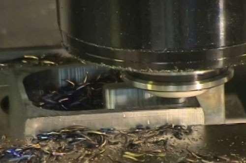 high efficiency machining