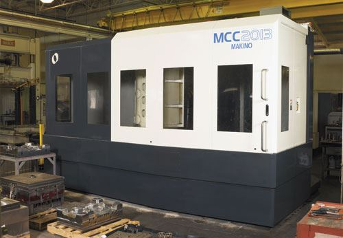 High-speed machining technology