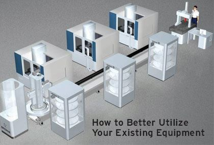 how to better utilize your existing mold equipment