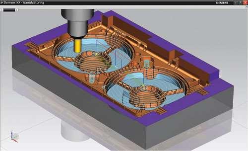 tool design CAD model