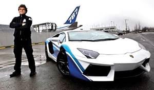 Sixth Element: Lamborghini accelerates CFRP