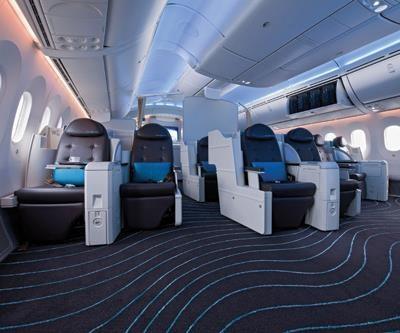 Composites In Aircraft Interiors 2012 2022 Compositesworld