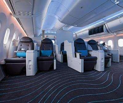 Composites in Aircraft Interiors, 2012-2022   CompositesWorld