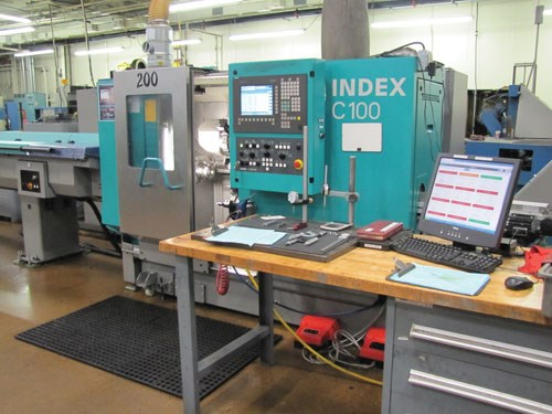 TFT's Index multi-spindle