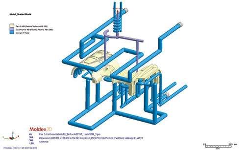 conformal cooling design