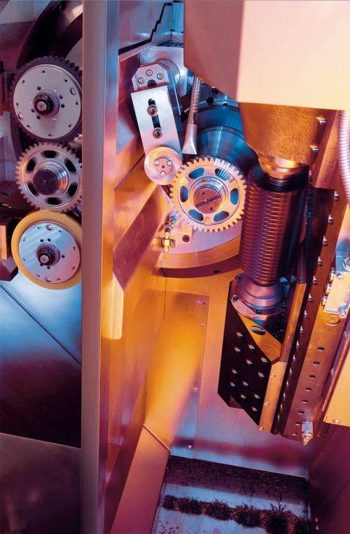 FHC 180 hobbing machine