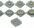 Hybrid gear fabrication steps