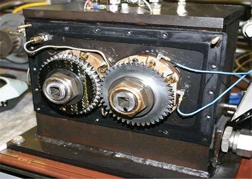gear box used in testing