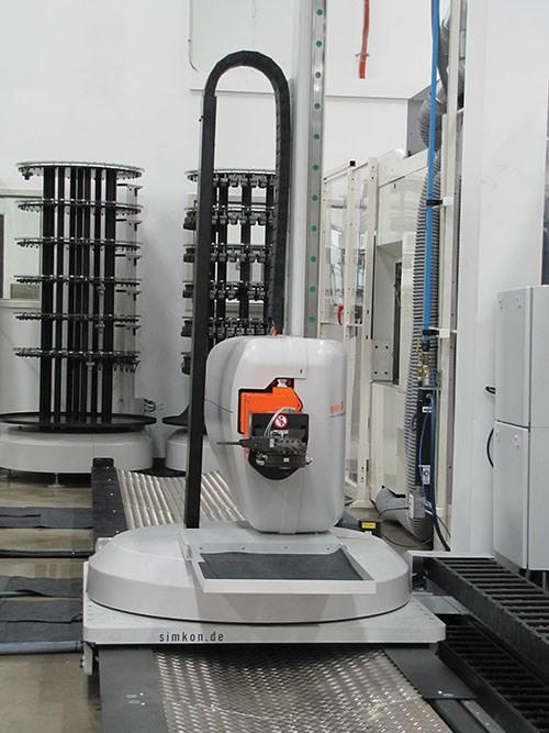 Workmaster robot