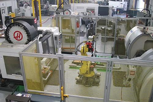 Las ventajas inesperadas de la automatización con robots en un taller CNC