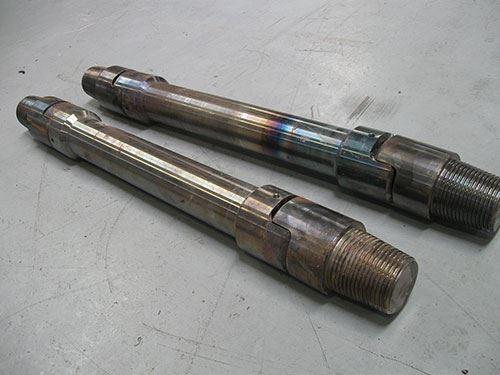 assembled transmissions