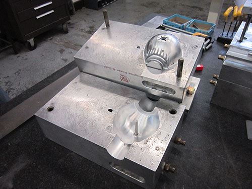 utility mold component
