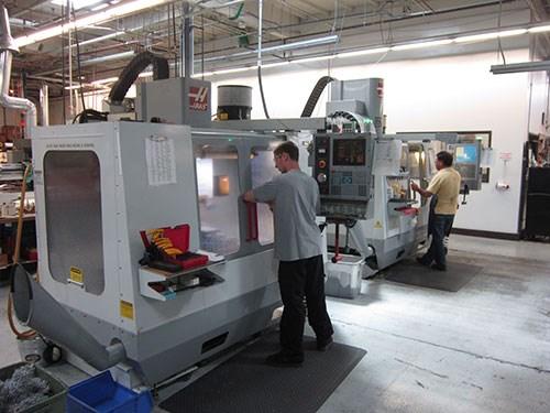 Haas machines