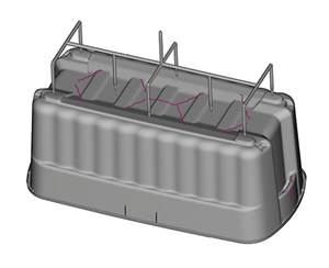 INJECTION MOLDING: The Importance of Nominal Wall For Lightweighting Molded Parts