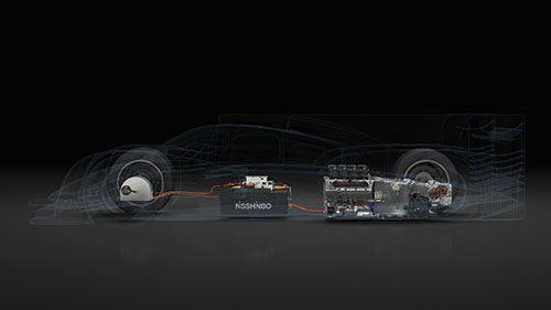 Racing Toward Electrification image