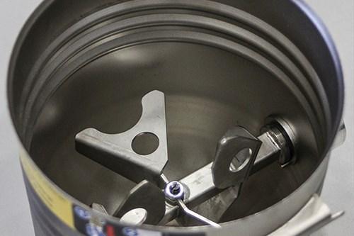 Mezclador con anillos estáticos