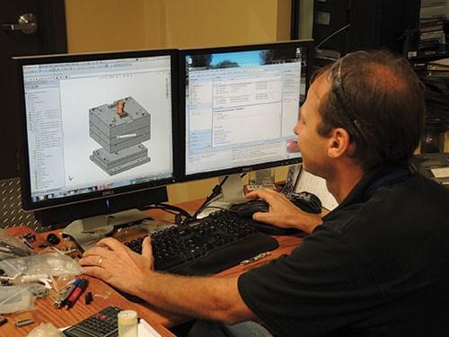 tool paths CAD