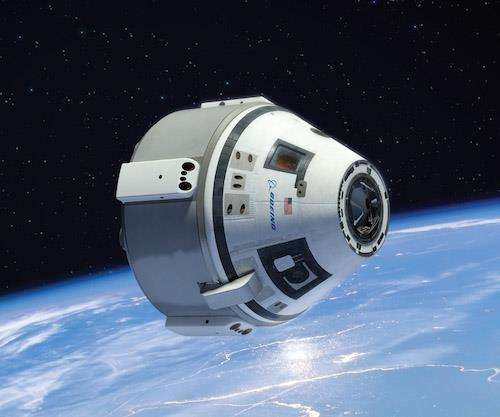 Boeing Crew Space Transportation (CST-100) Starliner