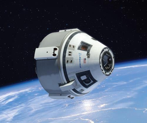 Boeing Crew Space Transportation (CST-100) Starliner