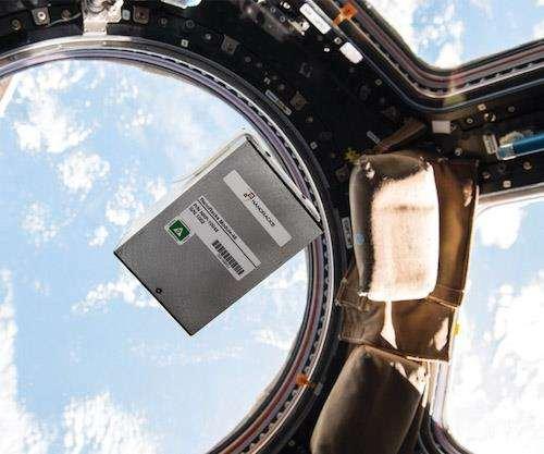 NanoRacks-JAMSS-2, Lagrange-1 device