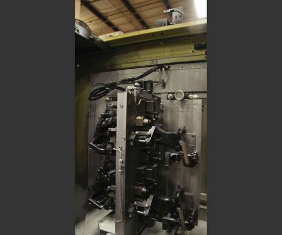hydraulic workholding