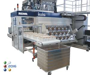 Illig thermoforming