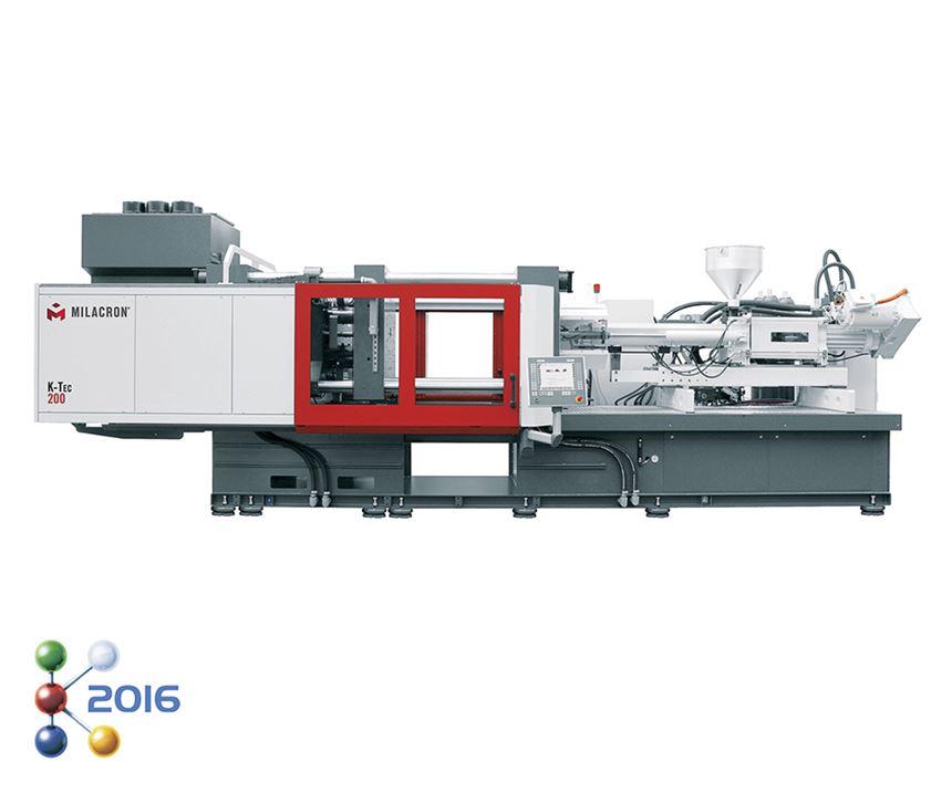 Milacron K-TEC press