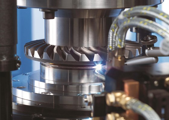 Laser welding can be advantageous in many applications, such as welding differential housings.  The welds are strong, and it is possible to eliminate weight in the application—in this case, as many as three pounds if laser welding is used in place of threaded connections.