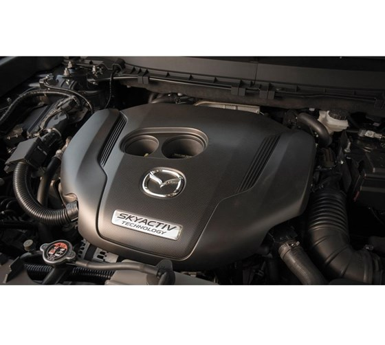 """""""Another advantage of a four-cylinder turbo versus a V6 is weight savings. It is 132 pounds lighter than the V6 it replaces."""" Coleman"""