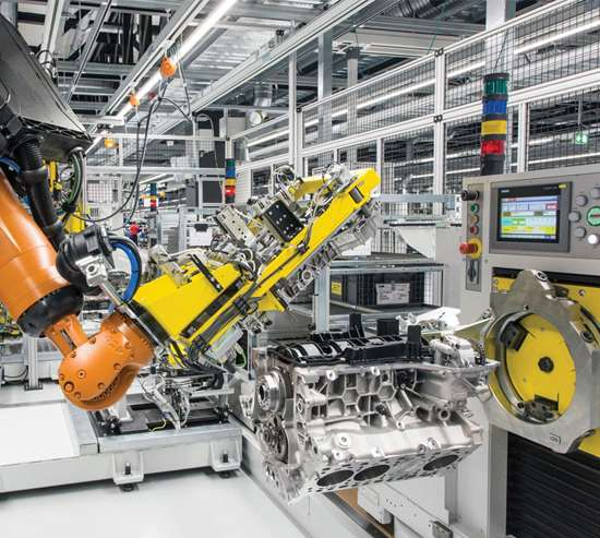 Porsche invested some 80-million Euro for a new V8 engine plant in Zuffenhausen, the place where the company began more than 60 years ago.