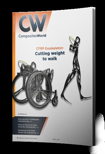 CompositesWorld September 2020 issue