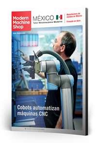 Septiembre Modern Machine Shop México número de revista
